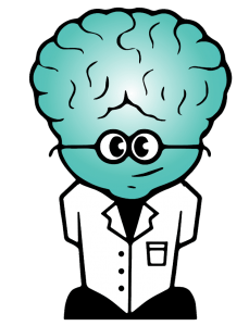 Brainy head icon